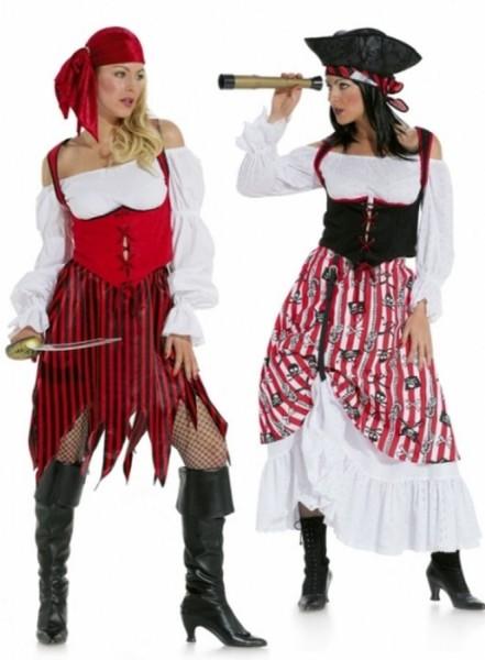 burda Schnitt Piratenbraut 2422