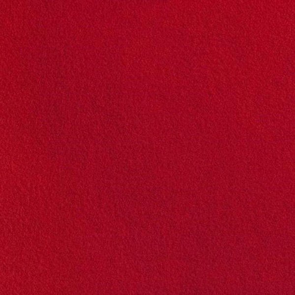 Rest Mantelstoff LORETTA rot 0,9 Meter