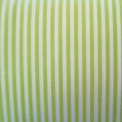 Batist STREIFEN 03 kiwi-weiß