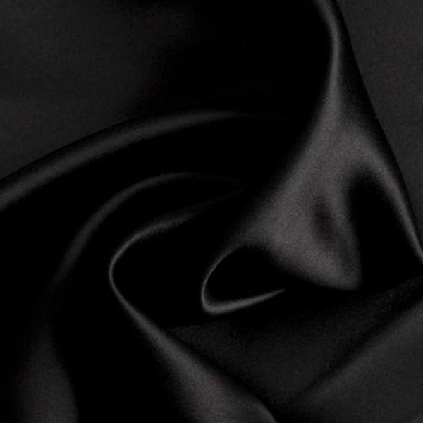 Satin CLASSIC schwarz