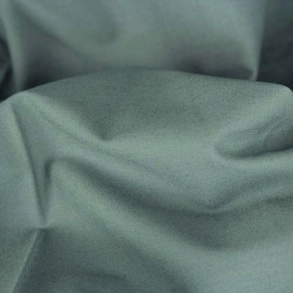 Baumwollstoff HEIDRUN grau
