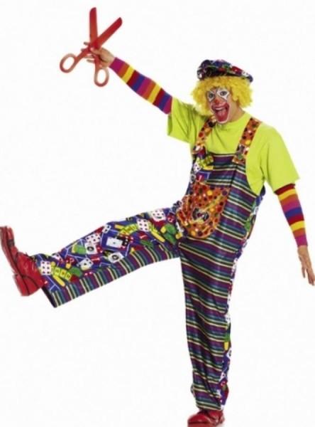 burda Schnitt Clown 2453