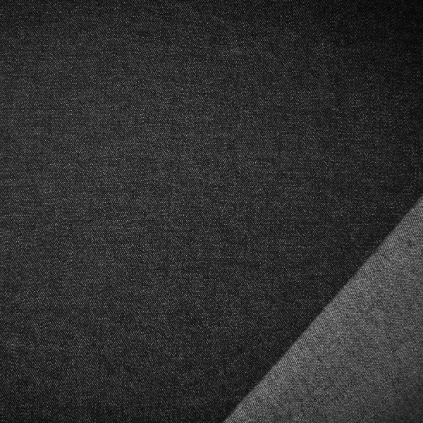 Jeansstoff Baumwolle KURT schwarz
