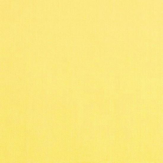 Batist Mischgewebe gelb