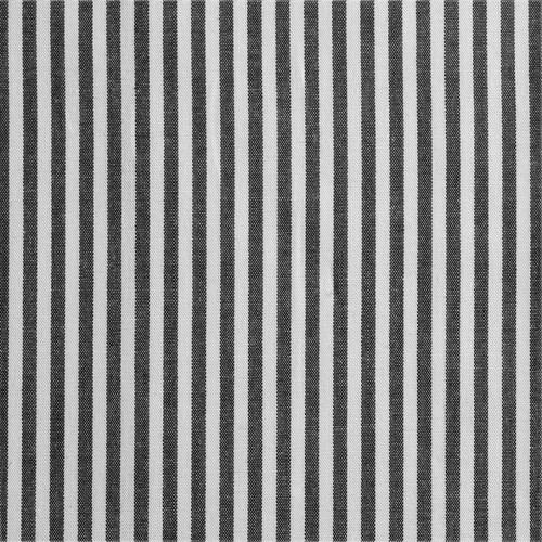 Batist STREIFEN 03 schwarz-weiß