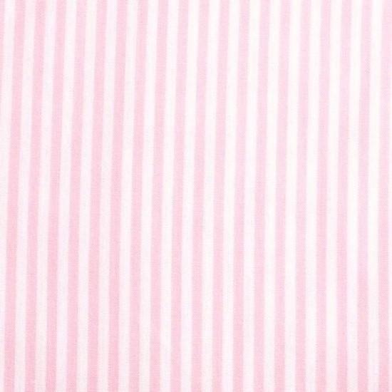 Batist STREIFEN 03 rosa-weiß