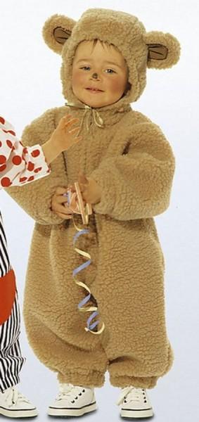 burda Schnitt Clown & Bär 4946