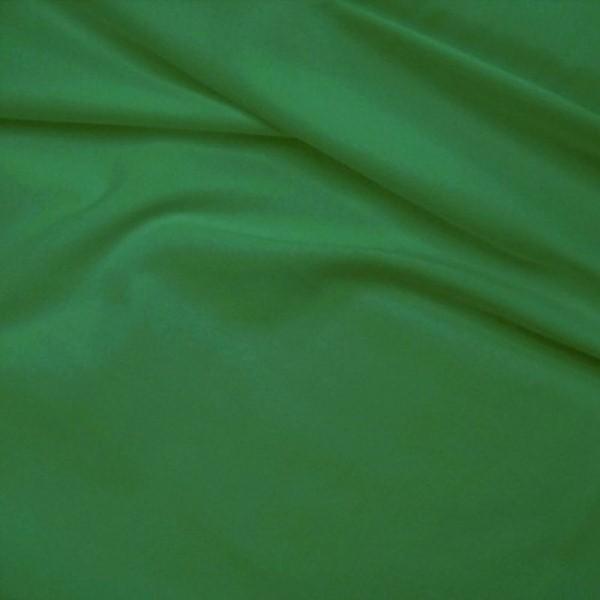 Baumwollstoff uni HEIDE dunkelgrün