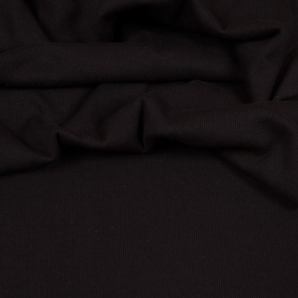 Bündchen Schlauch URSULA schwarz