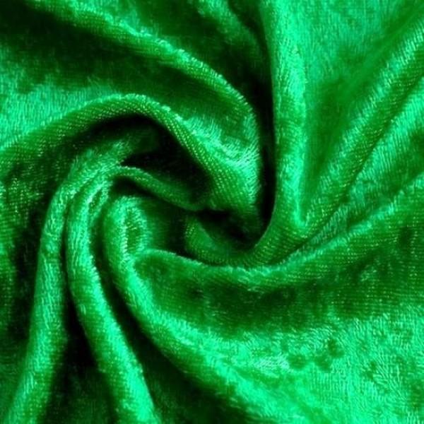 Pannesamt SARI grasgrün