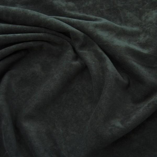 Veloursstoff AFRA schwarz