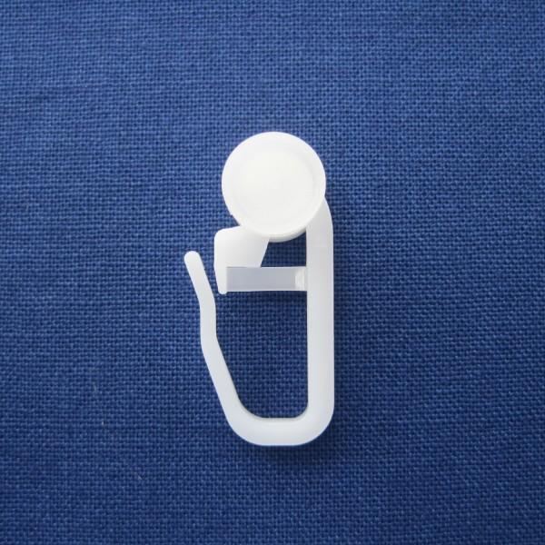 Universal Rollgleiter weiß 9mm