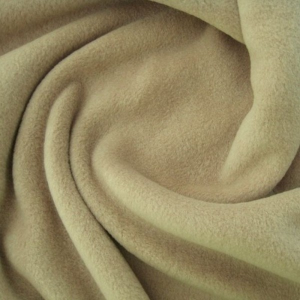 Antipilling Fleece ANTJE camel