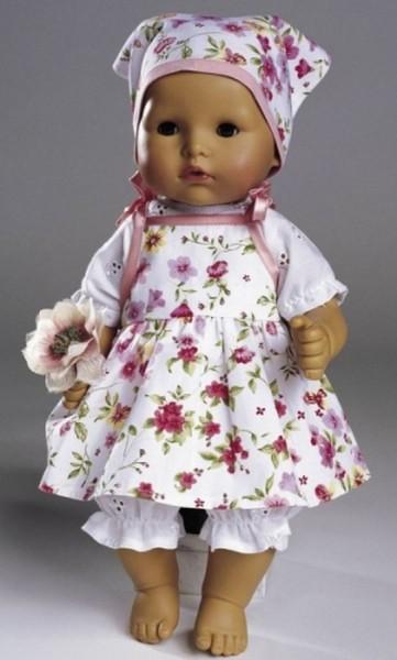burda Schnitt Puppenkleid-Kombination 8308 - C,B,G,J