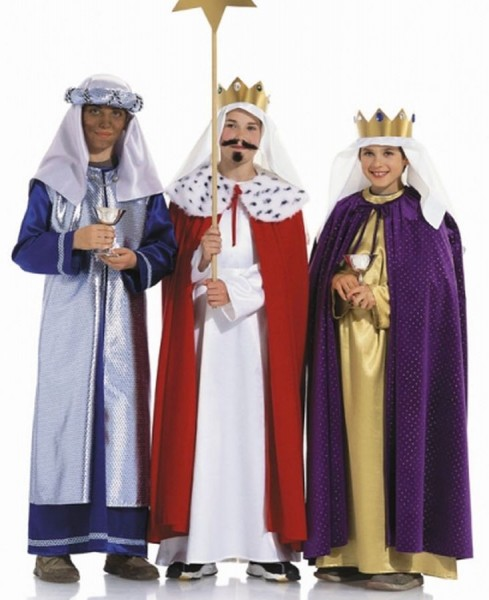 burda Schnitt Drei Könige 2438