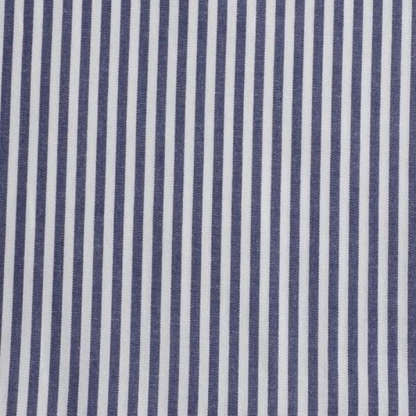 Batist STREIFEN 03 dunkelblau-weiß