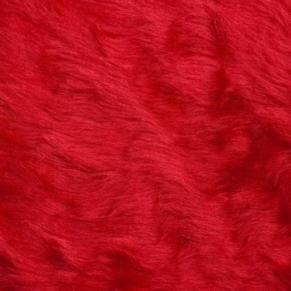 Plüsch HAGEN rot