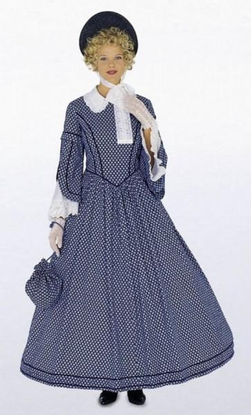 burda Schnitt History Kleid 2768 - A