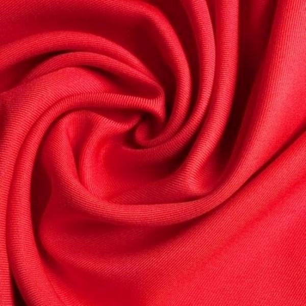 Gabardine Polyester rot