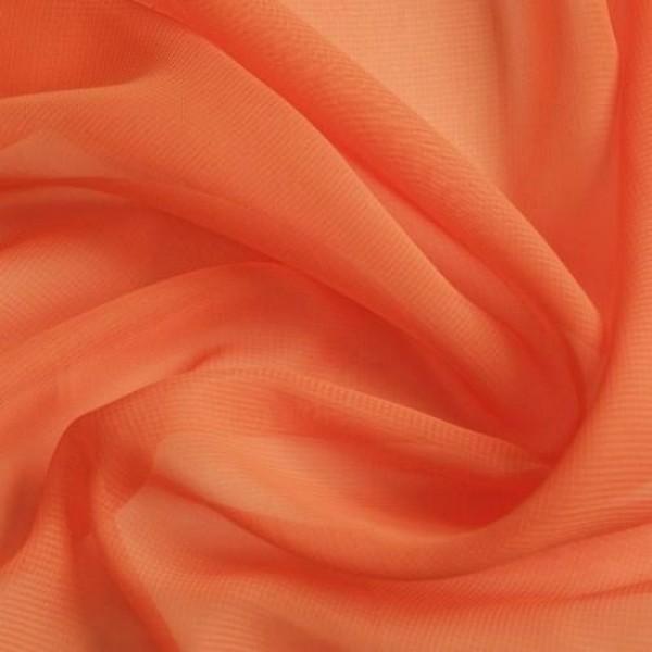 Chiffon SELINA orange