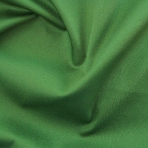 Hosenstoff Kostümstoff PETER grün