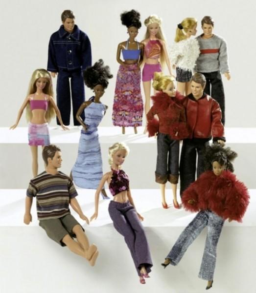 burda Schnitt Puppenkleid-Kombi 8576