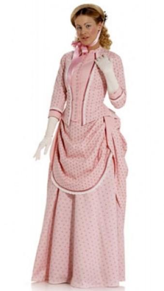 burda Schnitt Historisches Kleid 7880